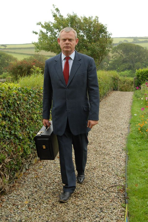 The Newest, Slightly Longer, Doc Martin Series 7 Trailer