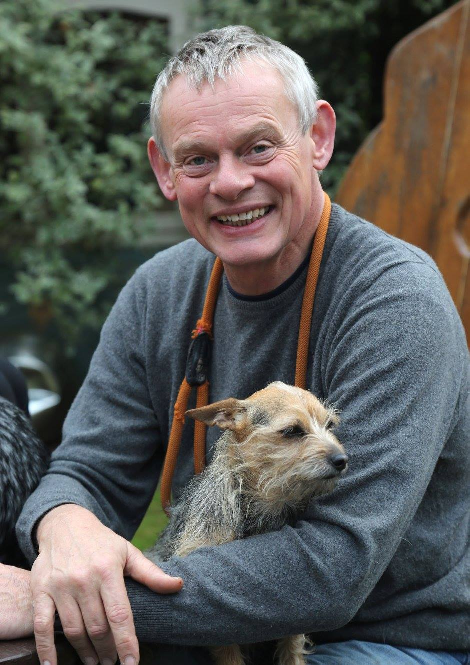 Why I'm a Fan of Martin Clunes
