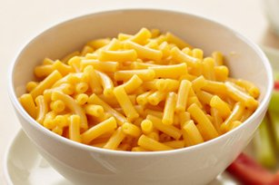 Macaroni and Cheese, Family History, and the Blue Box