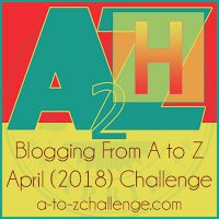 Blogging from A to Z ~The Letter H