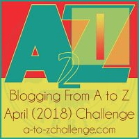 Blogging from A to Z ~The Letter I