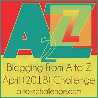 Blogging from A to Z ~The Letter J