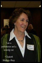 Elizabeth Winthrop Photo with Quote