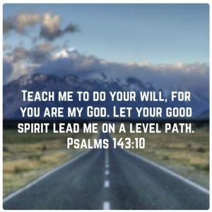 Teach Me, Lord